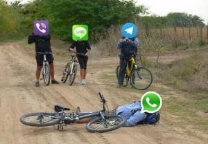 WhatsApp meiner Kinder hacken