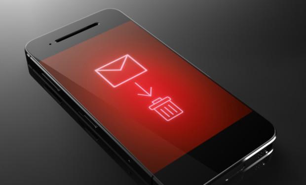 Gelöschte SMS wiederherstellen