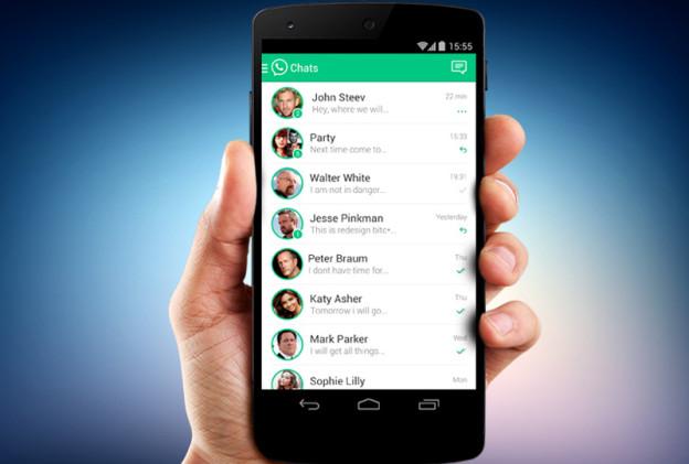 Whatsapp Nachrichten auf Android-Handy übertragen