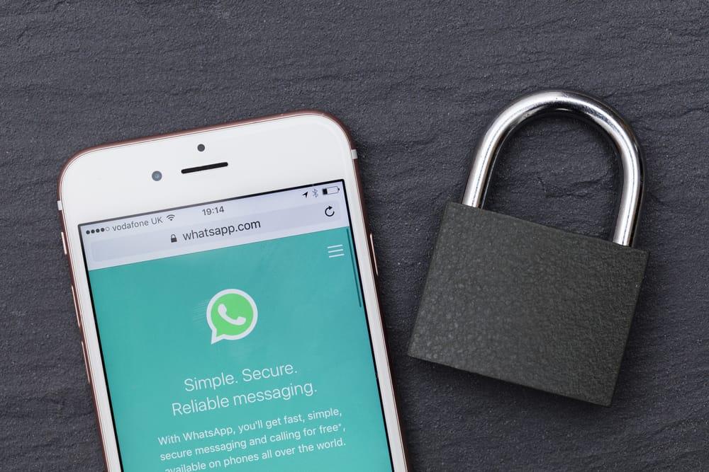 etwas in WhatsApp blockieren