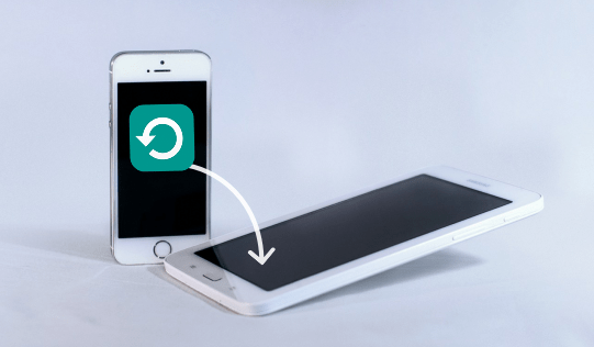 WhatsApp Chat History von iPhone auf Android Phone mit Backup