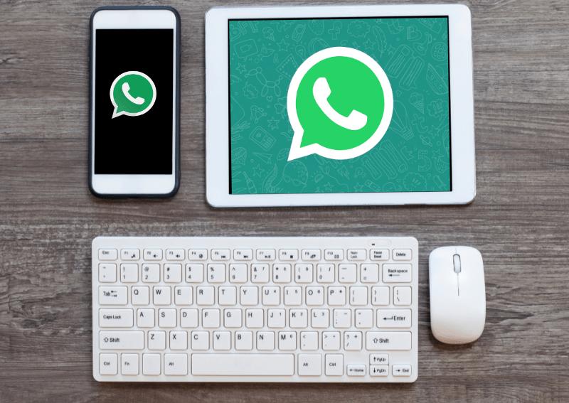 WhatsApp auf Tablet und auf Handy gleichzeitig