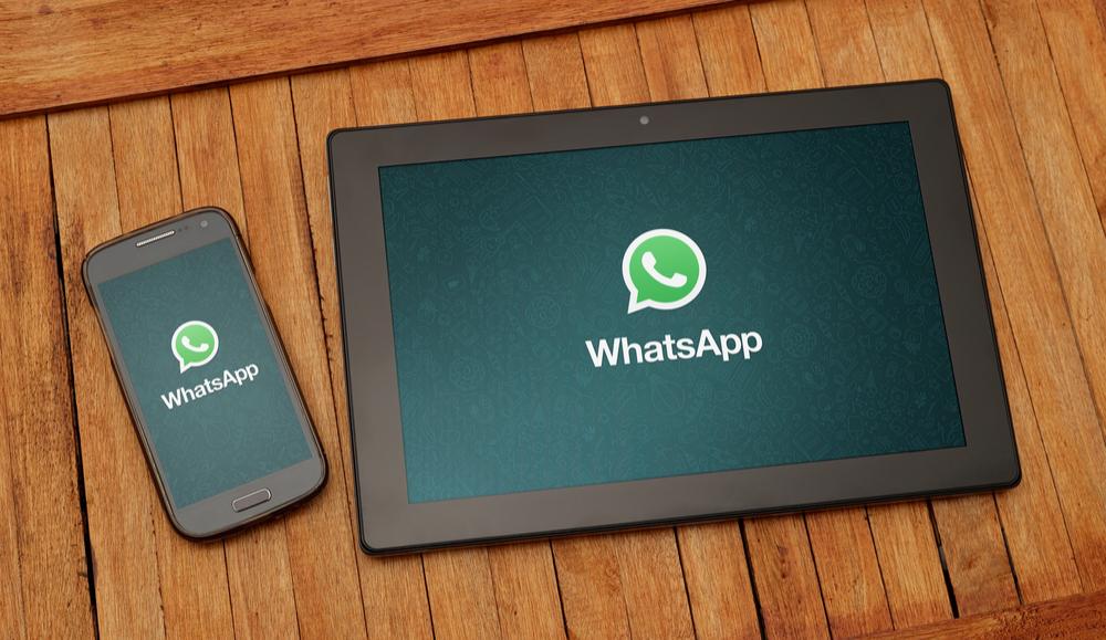 whatsapp auf tablet und handy gleichzeitig