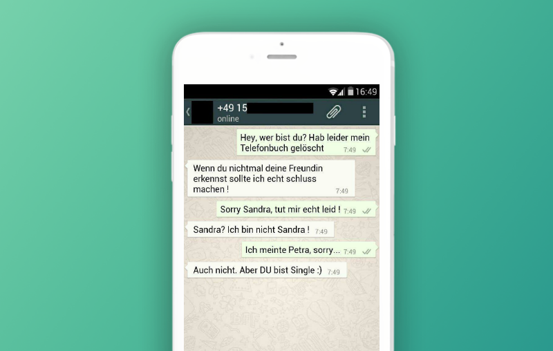 whatsapp ausspionieren iPhone