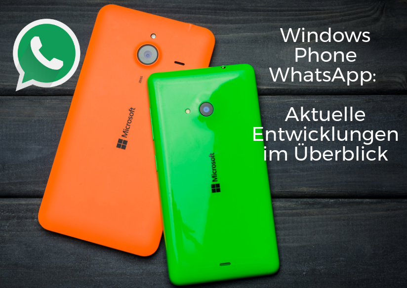 Windows Phone WhatsApp
