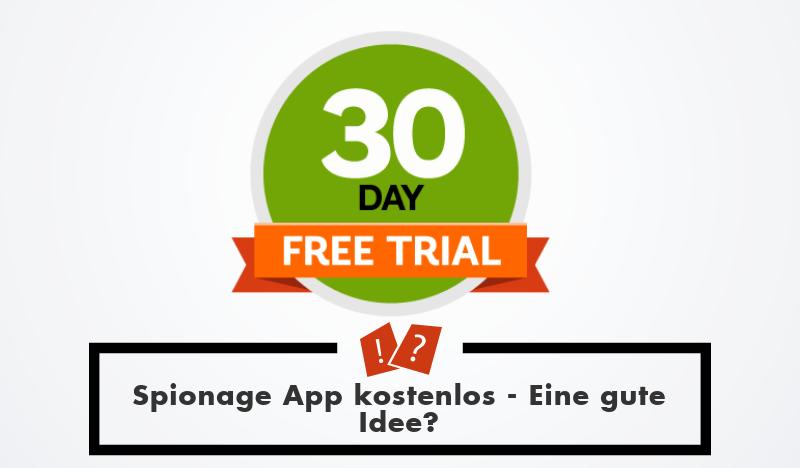Spionage App kostenlos