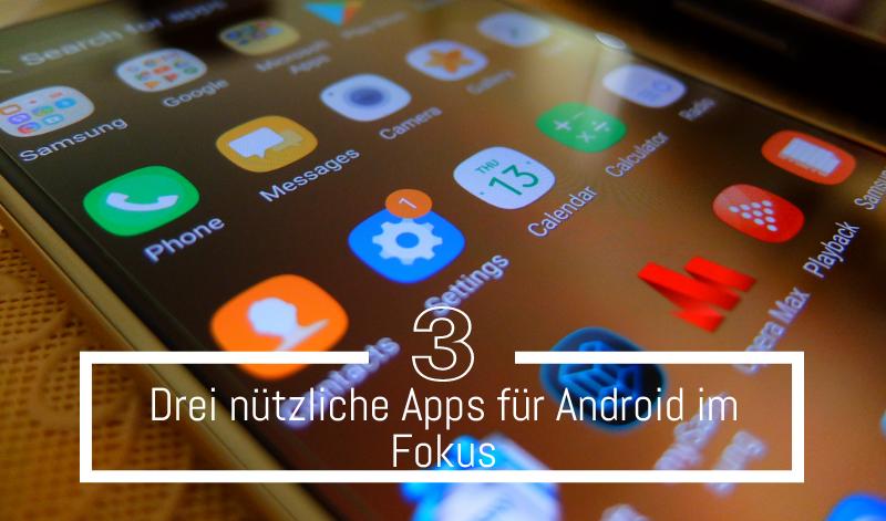 nützliche apps android