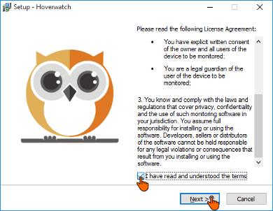 hoverwatch deinstallieren windows