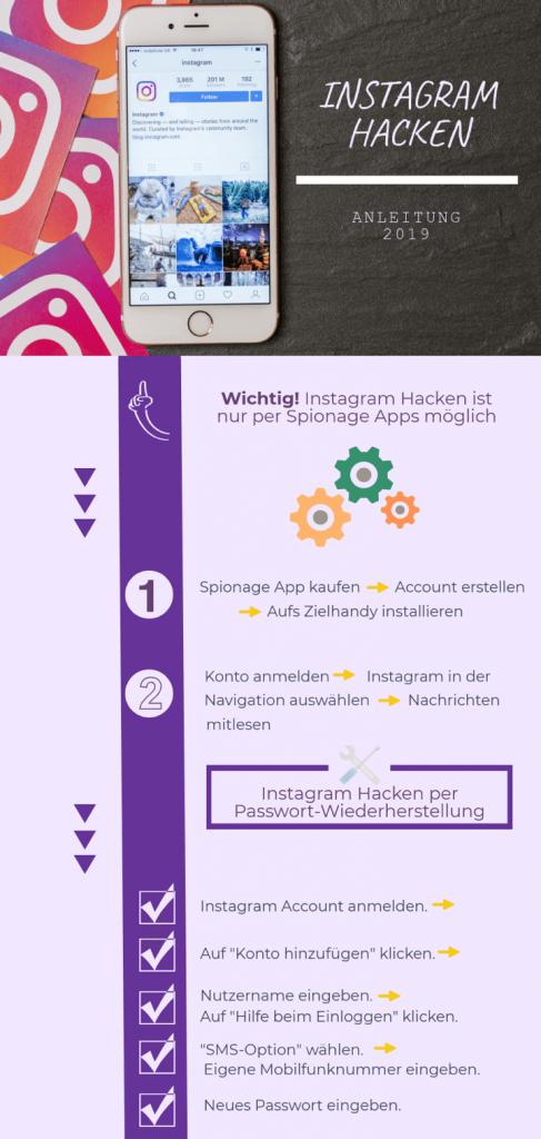 instagram hacken