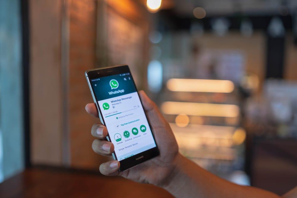 WhatsАpp Kontakt löschen Huawei