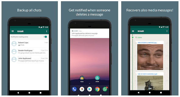 Gelöschte WhatsApp Nachrichten wiederherstellen Android ohne Backup
