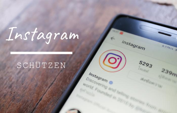 instagram hacken vorbeugen