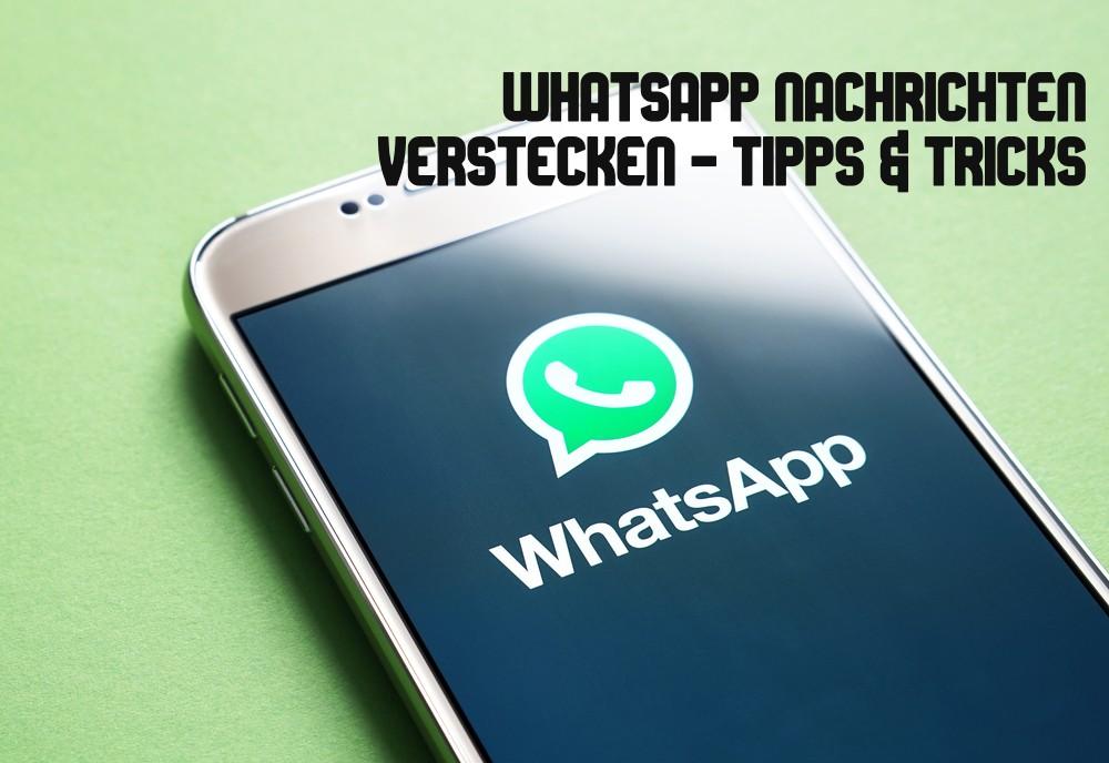 Whatsapp Verstecken