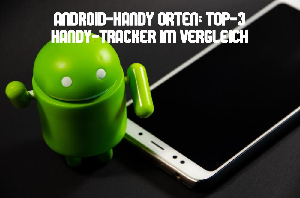 Android-Handy orten