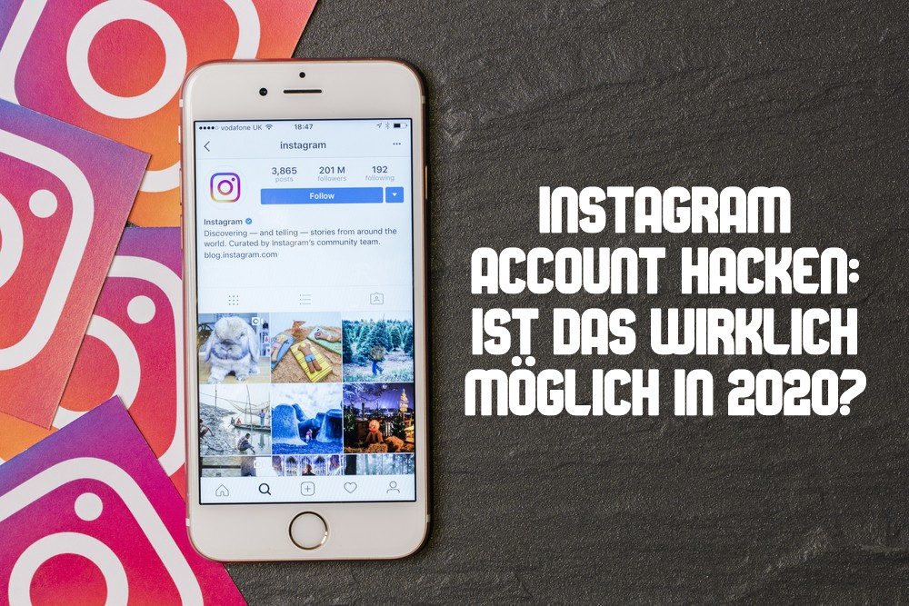 Instagram Account hacken