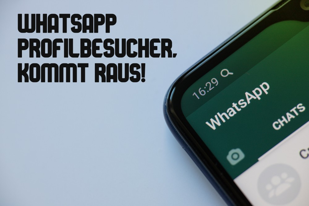 WhatsApp Profilbesucher