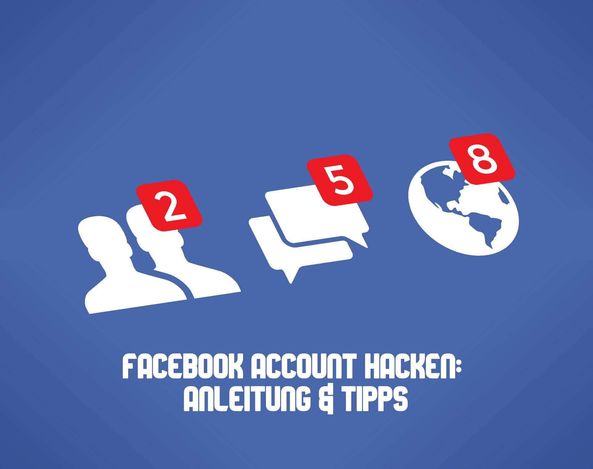 Facebook Account hacken